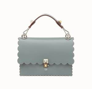 Fendi Green Kan I Bag