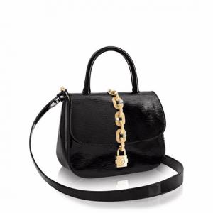 Louis Vuitton Black Chain It PM Bag