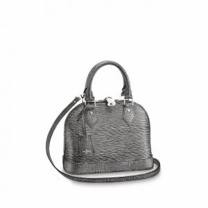 Louis Vuitton Epi Platine Alma BB Bag