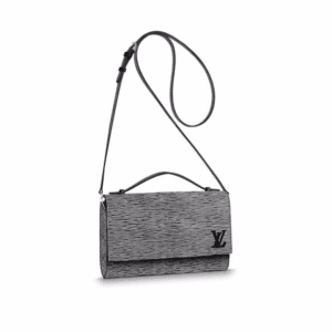 Louis Vuitton Epi Platine Clery Bag