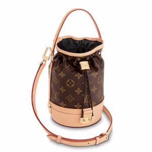 Louis Vuitton Monogram Canvas Petite Noe Trunk Bag