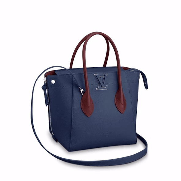 Louis Vuitton Navy Freedom Bag