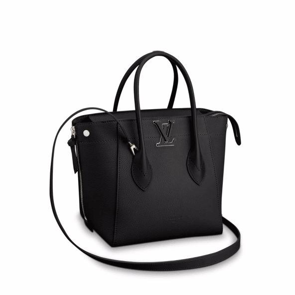 Louis Vuitton Noir Freedom Bag