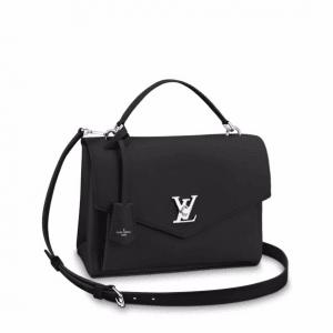 Louis Vuitton Noir My Lockme Bag