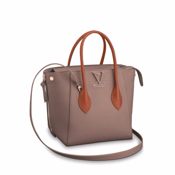 Louis Vuitton Taupe Freedom Bag