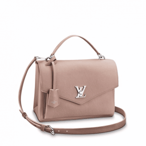 Louis Vuitton Taupe Glace My Lockme Bag