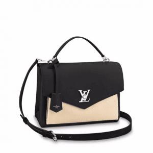 Louis Vuitton Vanille Noir My Lockme Bag