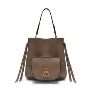 Mulberry Clay Amberley Hobo Bag