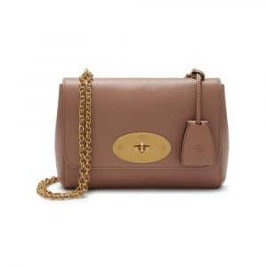 Mulberry Dark Blush Lily Bag