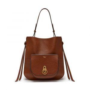 Mulberry Oak Amberley Hobo Bag