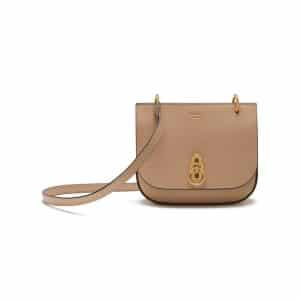 Mulberry Rosewater Mini Amberley Satchel Bag