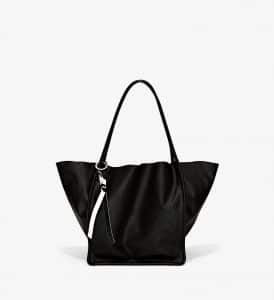 Proenza Schouler Black Extra Large Tote Bag