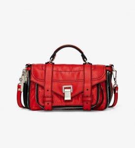 Proenza Schouler Cardinal Zip PS1+ Tiny Bag