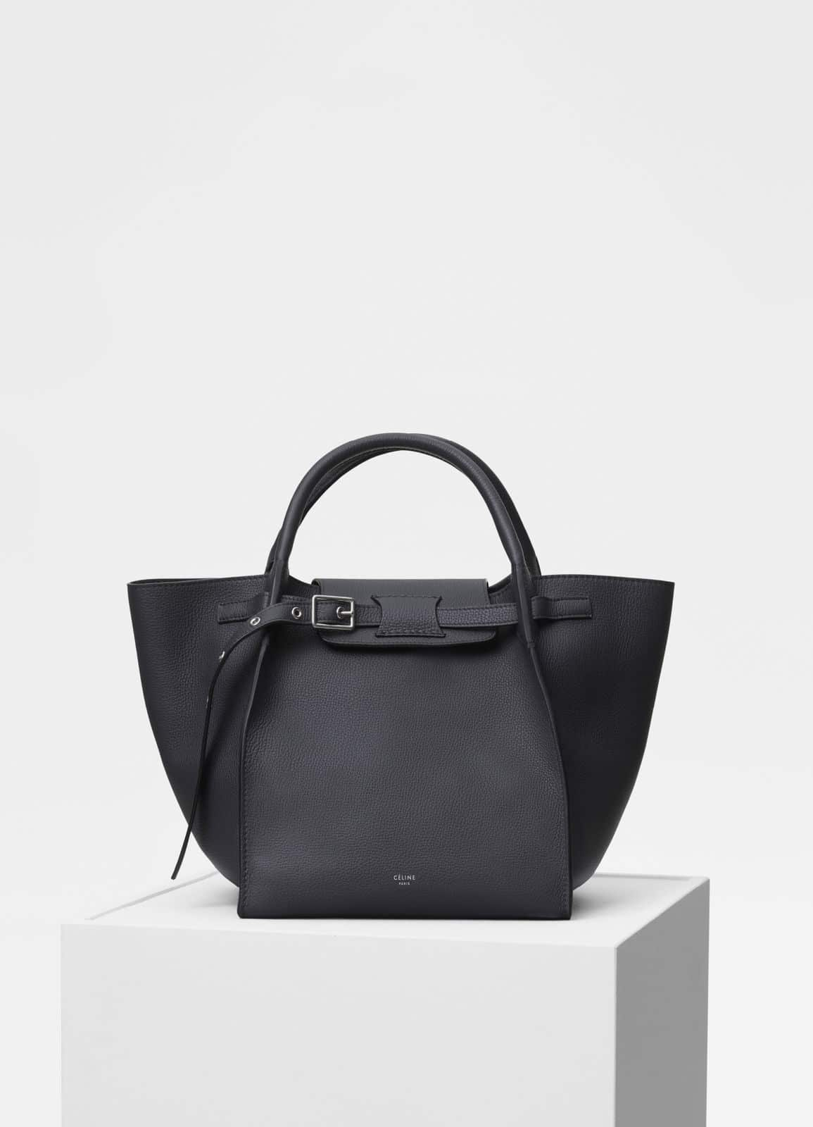 Celine Spring 2018 Bag Collection Featuring the Big Bucket ...