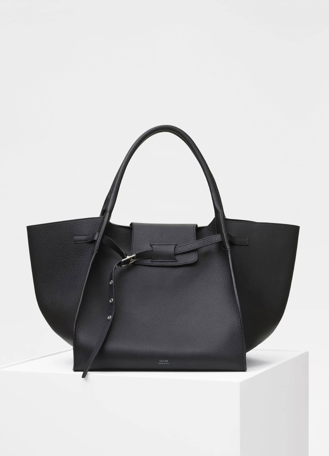 Celine Spring 2018 Bag Collection Featuring the Big Bucket  8127a80b9ff82