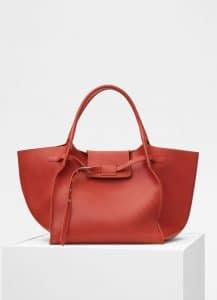 Celine Claycourt Soft Bare Calfskin Medium Big Bag