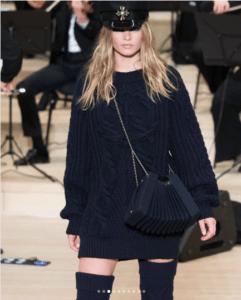 Chanel Black Messenger Bag - Pre-Fall 2018