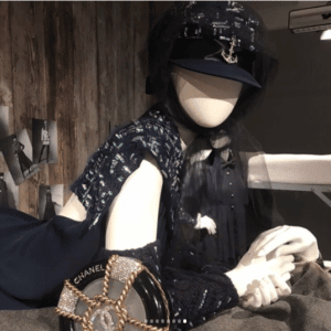 Chanel Black/Gold Round Minaudiere Bag 2 - Pre-Fall 2018