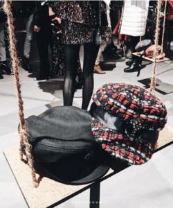 Chanel Sailor Caps - Pre-Fall 2018