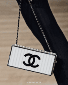 Chanel White Minaudiere Bag 2 - Pre-Fall 2018