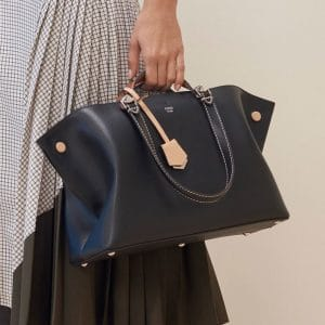 Fendi Black Top Handle Bag - Pre-Fall 2018