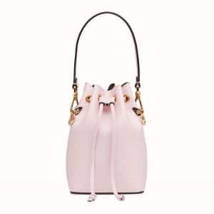 Fendi Pink Mon Tresor Bucket Bag