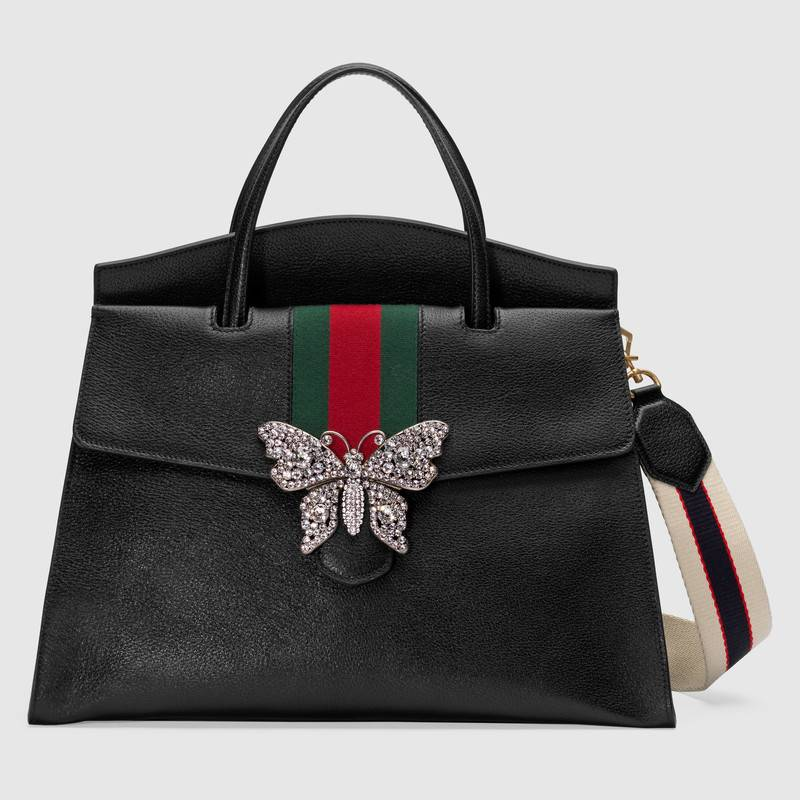 456753633dd Gucci GucciTotem Large Top Handle Bag