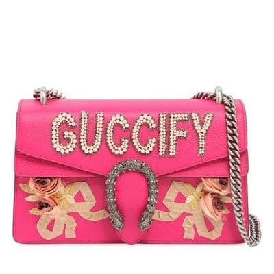 Gucci Guccify Small Dionysus Bag