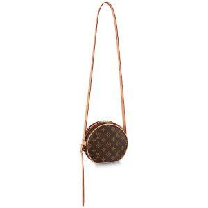 Louis Vuitton Monogram Canvas Boite Chapeau Souple PM Bag