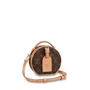 Louis Vuitton Monogram Canvas Mini Boite Chapeau Bag