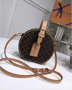 Louis Vuitton Monogram Canvas Petite Boite Chapeau Bag 6