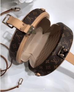 Louis Vuitton Monogram Canvas Petite Boite Chapeau Bag 7
