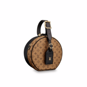 Louis Vuitton Monogram Reverse Petite Boite Chapeau Bag