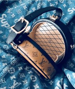 Louis Vuitton Monogram Reverse Petite Boite Chapeau Bag 4