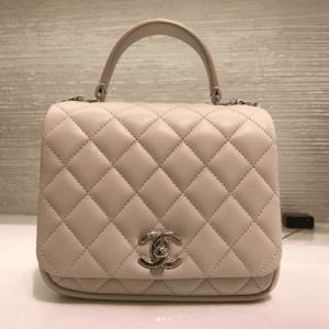 Chanel Beige Citizen Chic Mini Flap Bag 1