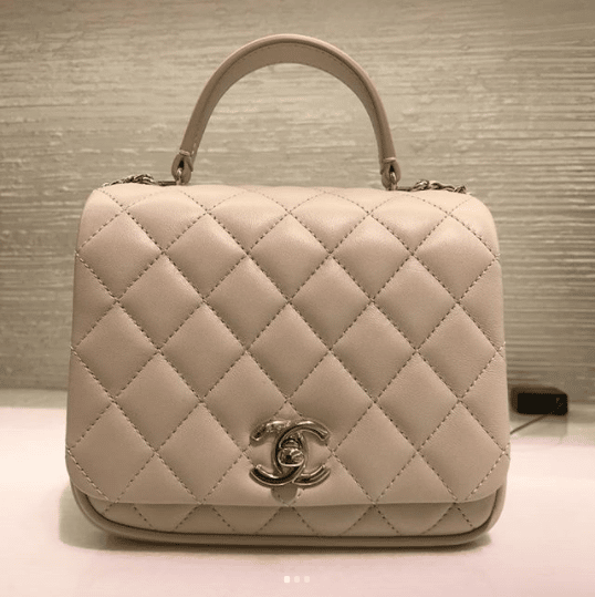 26ed99dc566f Chanel Beige Citizen Chic Mini Flap Bag 1. IG  kocengayang79