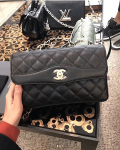 Chanel Black Daily Companion Medium Flap Bag 2