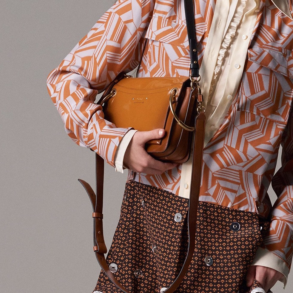 Chloe Pre Fall 2018 Bag Collection Includes New Bucket Bag