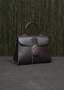 Delvaux Black Brillant Bag