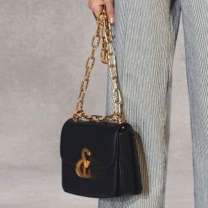 Dior Black C'est Dior Flap Bag - Pre-Fall 2018