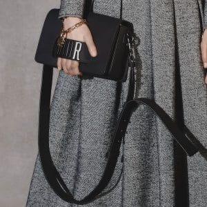 Dior Black Dio(r)evolution Flap Bag - Pre-Fall 2018