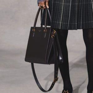 Dior Black Tote Bag - Pre-Fall 2018