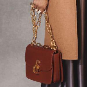 Dior Tan C'est Dior Flap Bag - Pre-Fall 2018