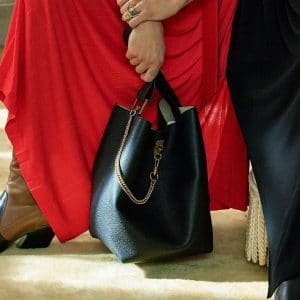 Givenchy Black GV3 Bucket Bag - Pre-Fall 2018