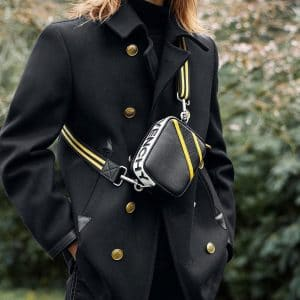 Givenchy Black/White Messenger Bag - Pre-Fall 2018