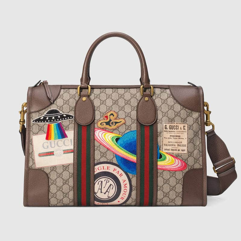 07b444cf3ade Gucci Courrier Capsule Collection | Spotted Fashion