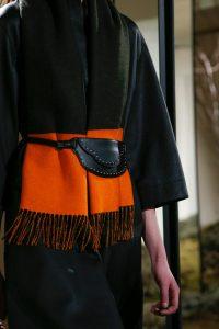Hermes Black Studded Belt Bag - Pre-Fall 2018