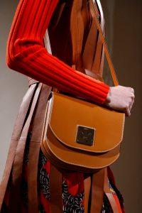 Hermes Gold Saddle Bag 2 - Pre-Fall 2018