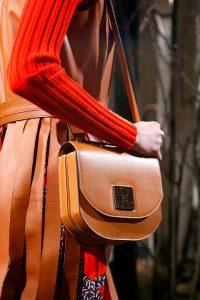 Hermes Gold Saddle Bag - Pre-Fall 2018