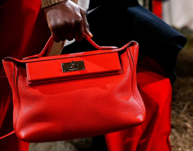 Hermes Pre-Fall 2018 Runway Bag Collection  0af2e4c1b4e71
